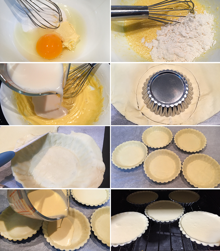 pasteles de arroz bilbao