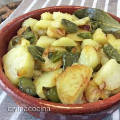 patatas-a-lo-pobre-en-cazuela