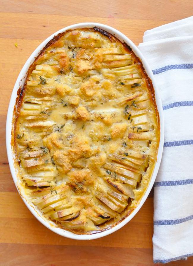 patatas gratinadas queso cebolla 7