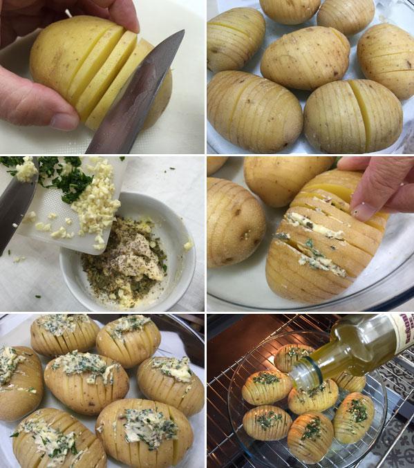 patatas-hasselback-paso-a-paso