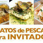 7 recetas de pescado para invitados