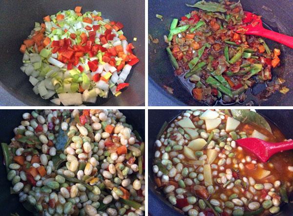 pochas-con-verduras-paso-a-paso