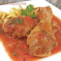 pollo-al-chilindron