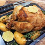 Pollo asado, varias recetas