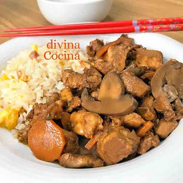 pollo-champinones-chino