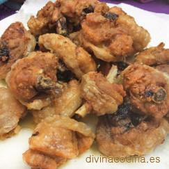 pollo-frito-marinado-plato