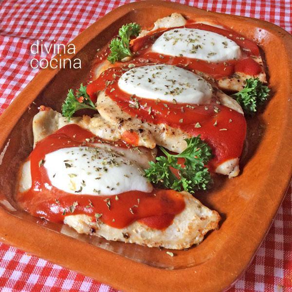 Receta de pollo margarita divina cocina for Preparacion de margaritas