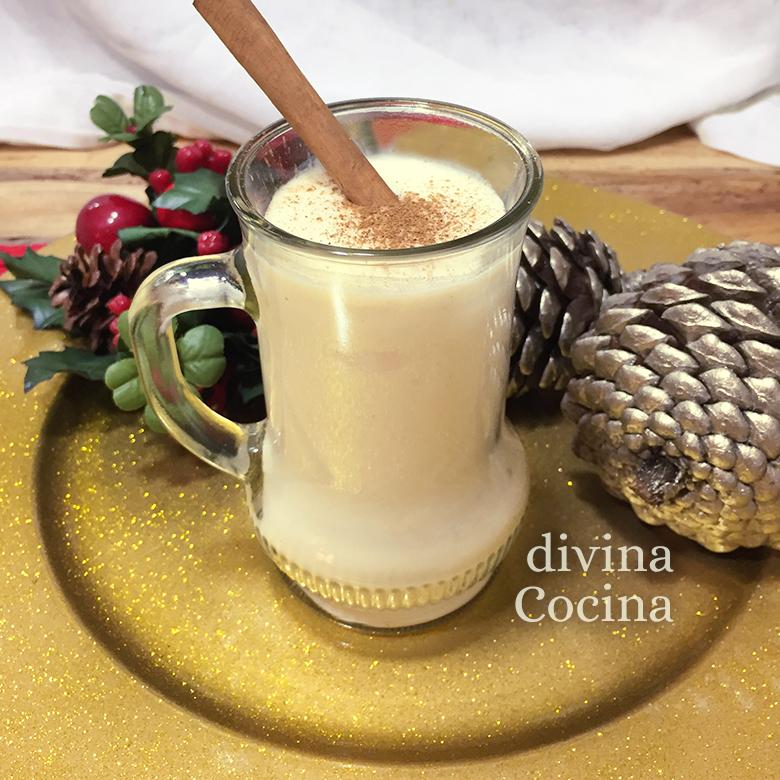 receta de ponche navideño