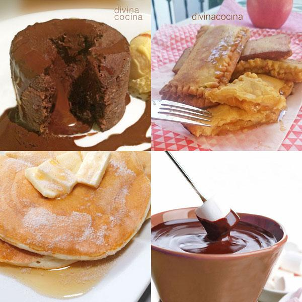 10 postres que se sirven calientes divina cocina for Tecnicas gastronomicas pdf