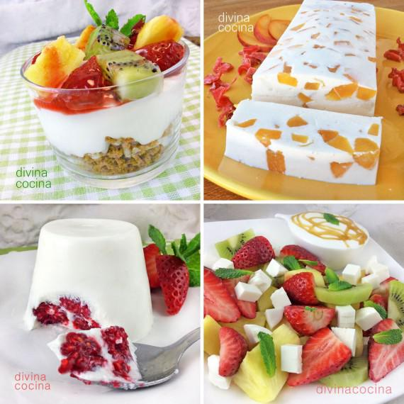 10 postres con fruta fresca divina cocina for La cocina de lechuza postres