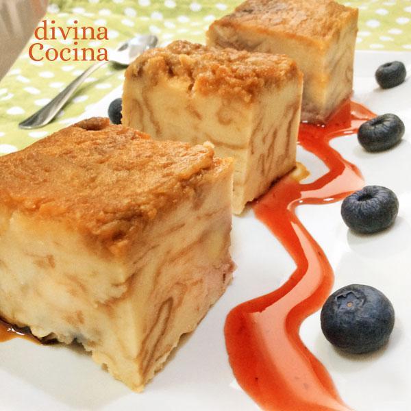 pudding-casero