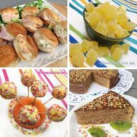 10 recetas fáciles para niños y fiestas infantiles