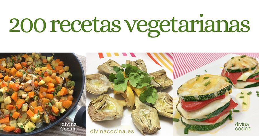 Recetas vegetarianas archives divina cocina categor a for Blogs cocina vegetariana