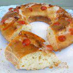 Roscón de Reyes fácil