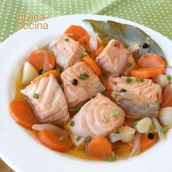 salmon-en-escabeche