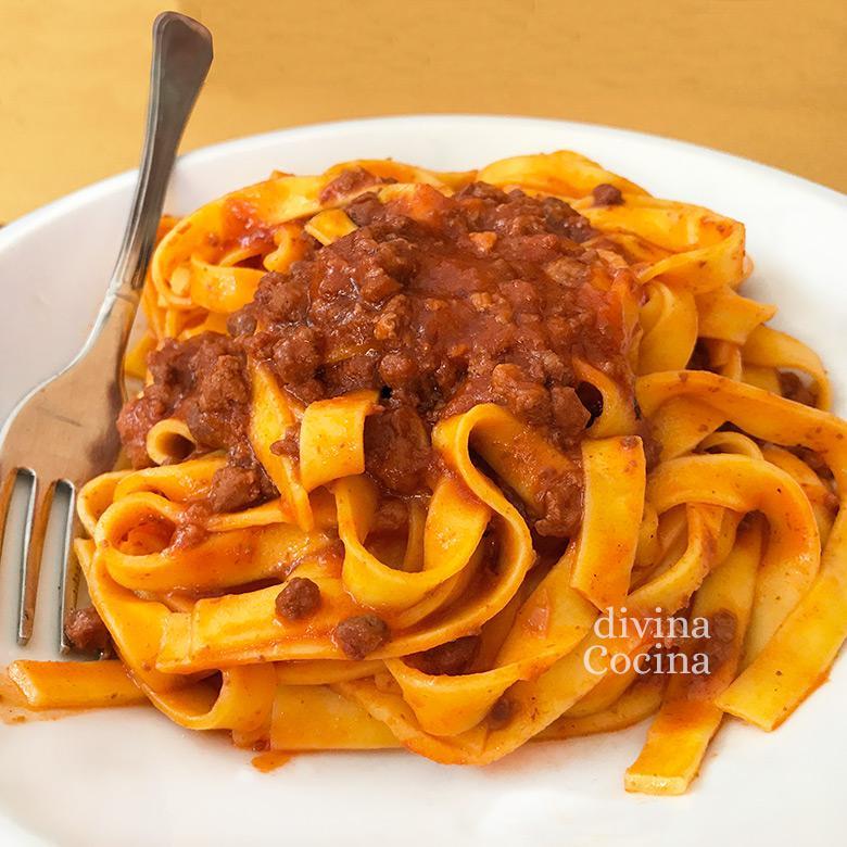 salsa ragu italiana
