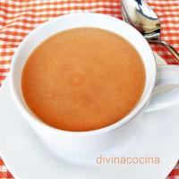 Sopa quemagrasa