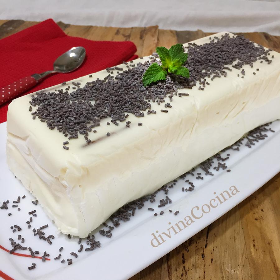 tarta de galletas vertical nata chocolate entera