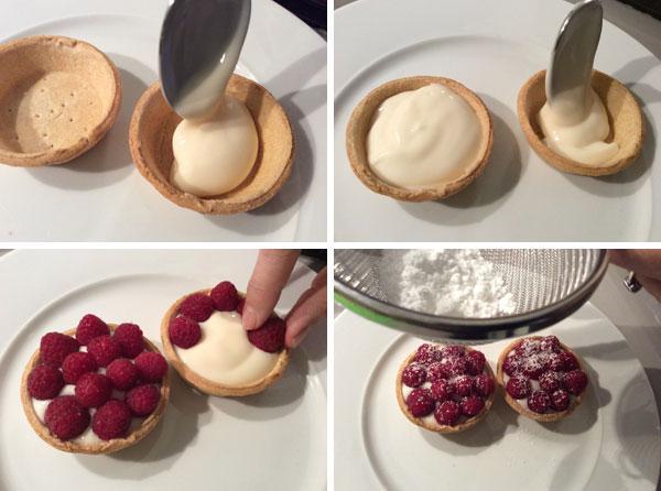 tartaletas-de-crema-y-frambuesa-paso-a-paso