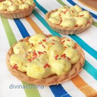Tartaletas de limón