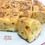 Tortilla de patatas Maribel