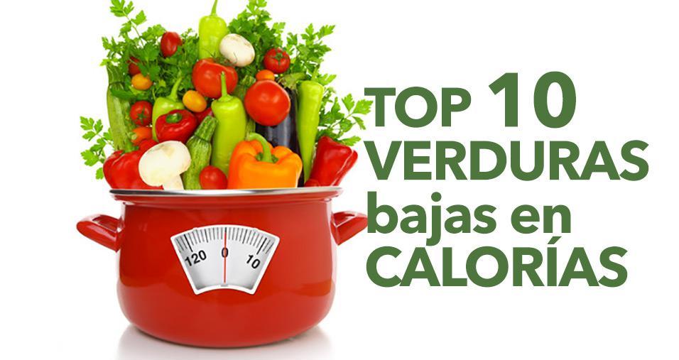top 10 verduras bajas en calor as divina cocina