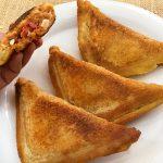 Empanadillas de pan de molde