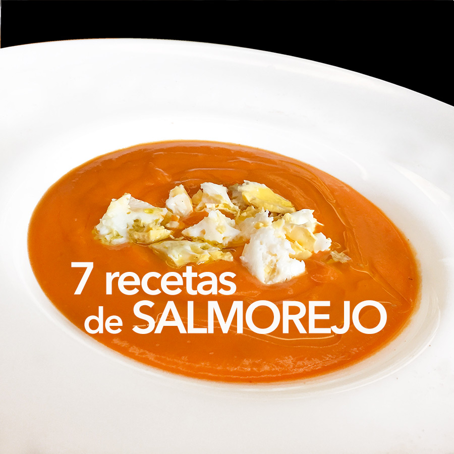 recetas de salmorejo