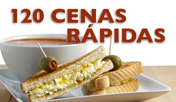 Recetas De Cocina Faciles Y Rapidas Para Cenar | 120 Recetas De Cenas Rapidas Y Faciles Divina Cocina Categoria