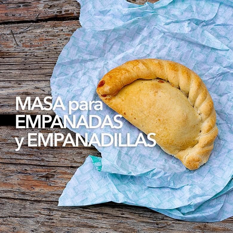 masa empanadas empanadilas