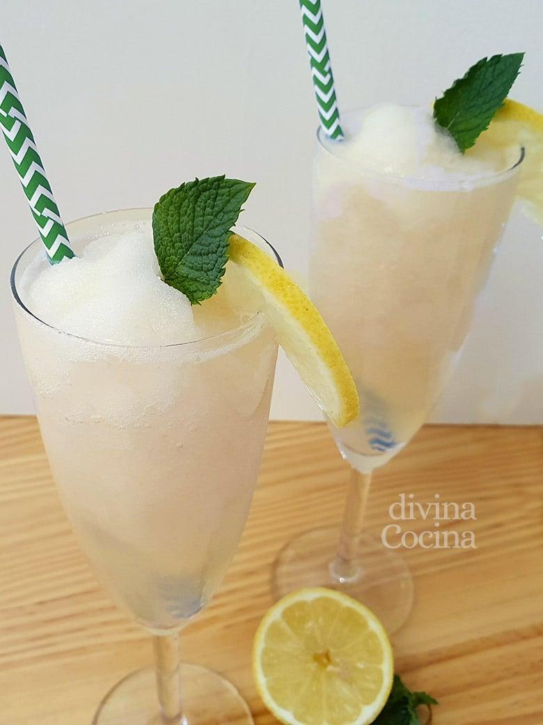 sorbete de limon