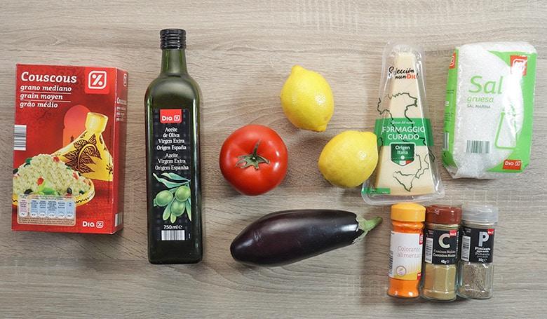 ensalada cuscus ingredientes