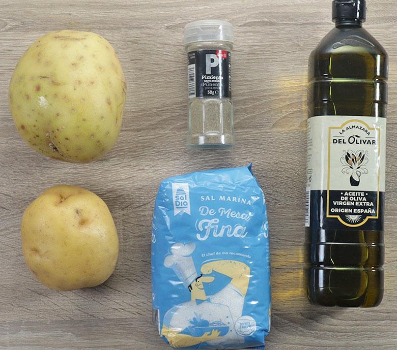 hash brown de patata ingredientes