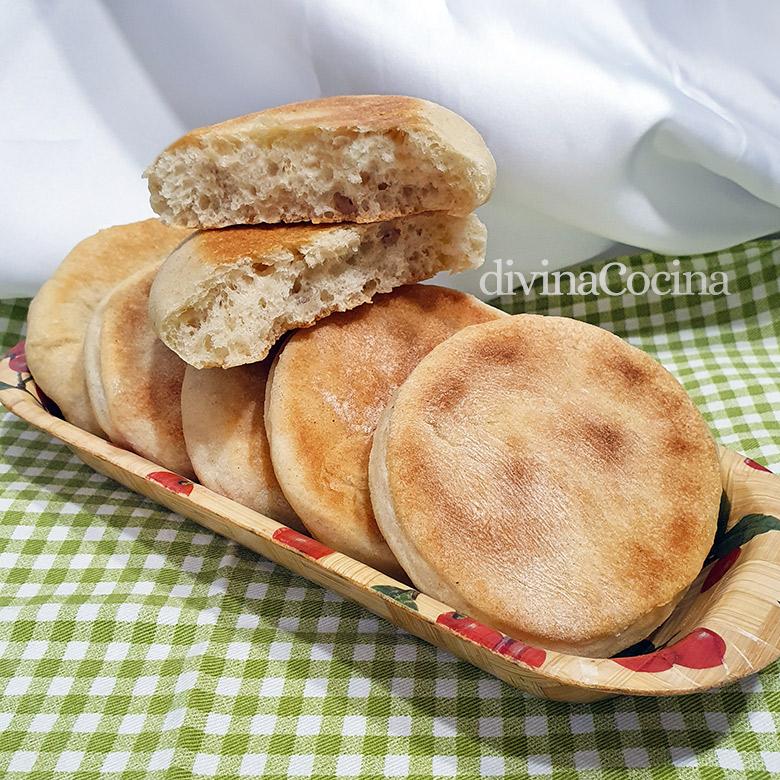 pan sin horno en sarten