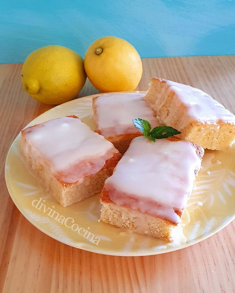 pasteles de limon