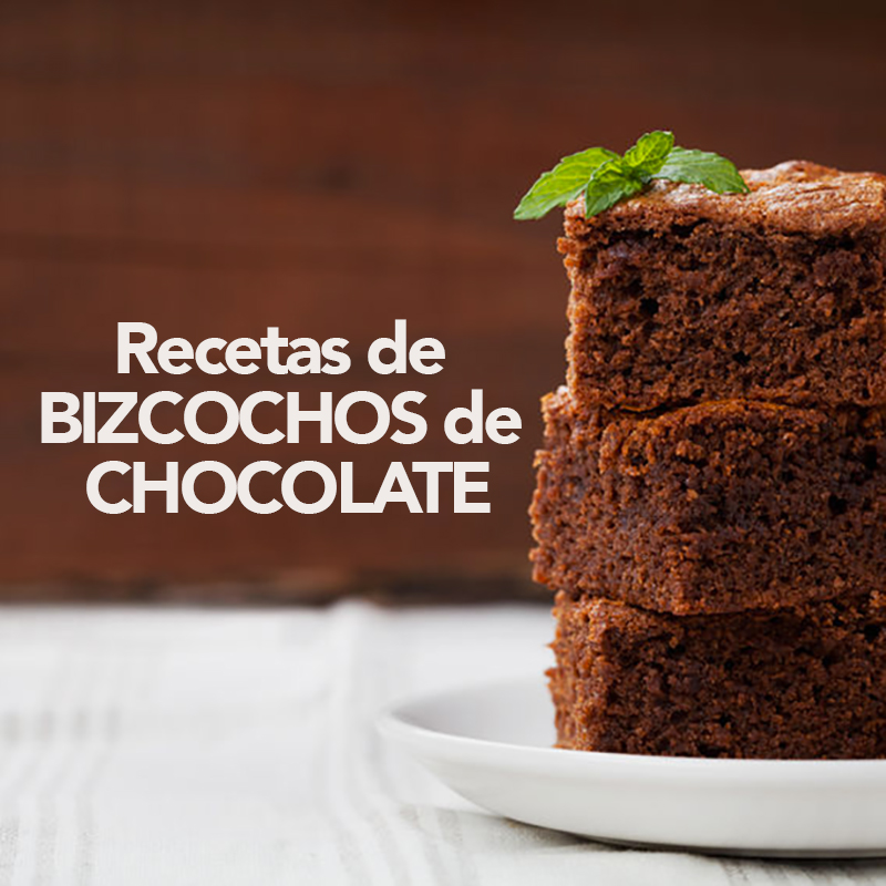 Recetas De Bizcochos De Chocolate Divina Cocina