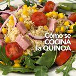 Cómo se prepara la quinoa