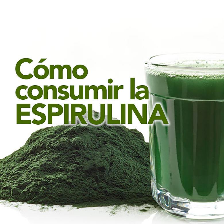 Cómo Consumir La Espirulina Usos Y Beneficios Divina Cocina