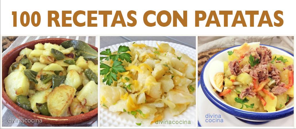 recetas con patatas fciles y rpidas divina cocina categora recetas patatas divina cocina - Divina Cocina