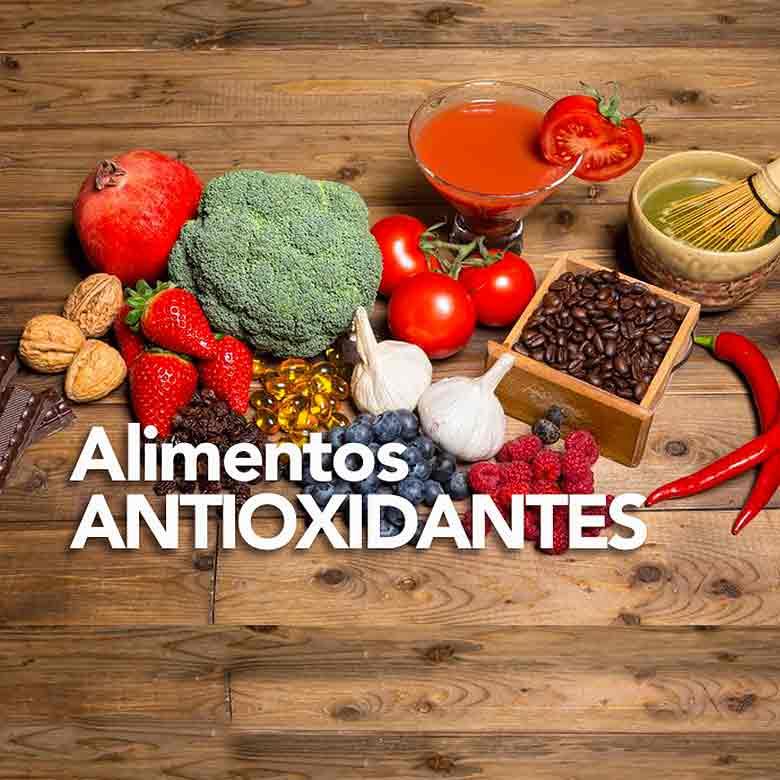 los alimentos más antixidantes