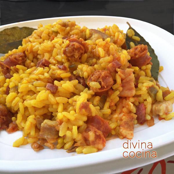 arroz chacinero