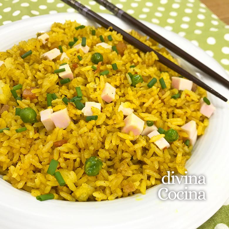 Recetas de cocina con arroz faciles