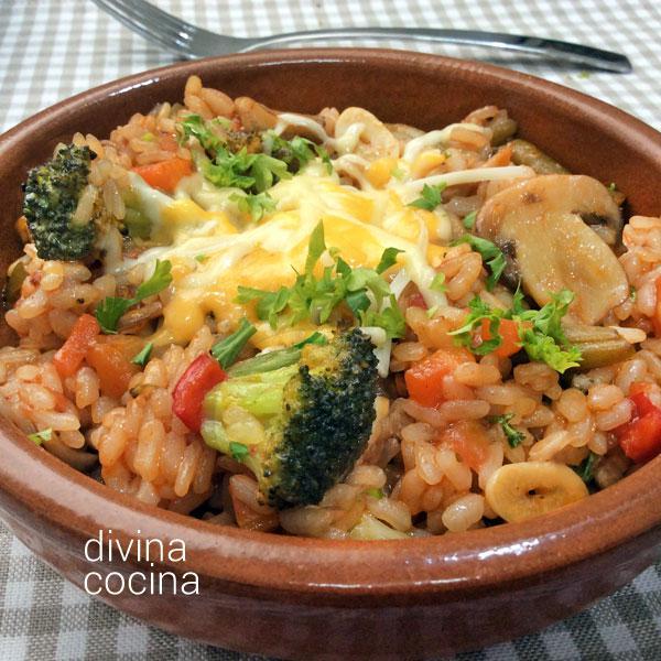 arroz-hortelano-gratinado
