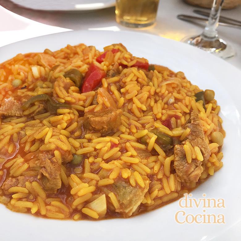 Receta De Arroz Rápido De Carne Y Verduras Divina Cocina