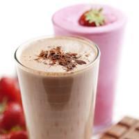 Batidos fáciles con yogur y frutas