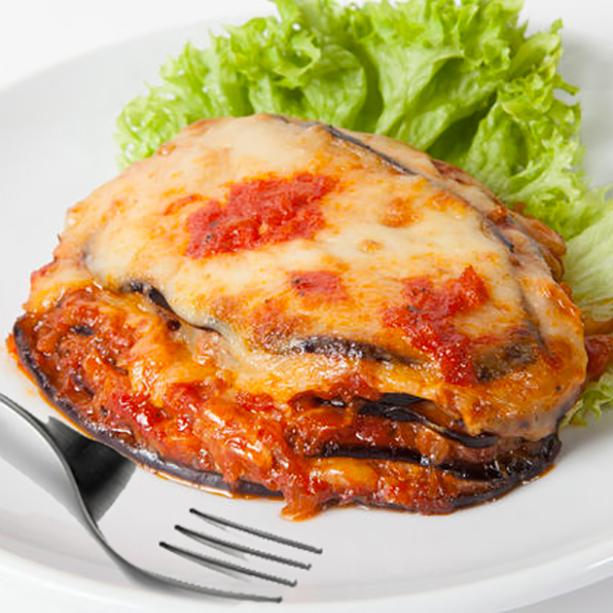 Receta berenjenas con queso parmesano