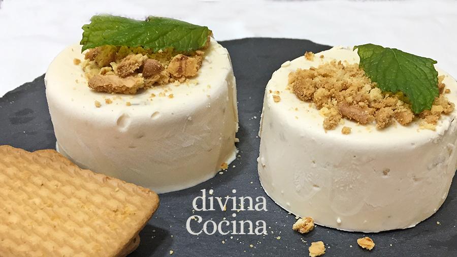 biscuit helado de queso F