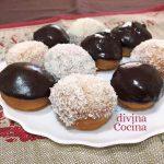 Bolitas de donuts