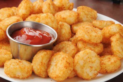 bolitas patata