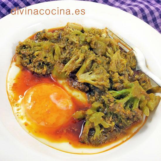 brócoli esparragado